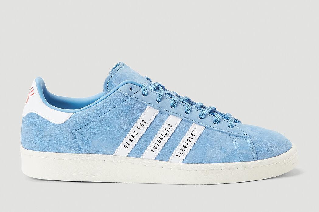 本日精选 10 款蓝色系鞋款入手推介