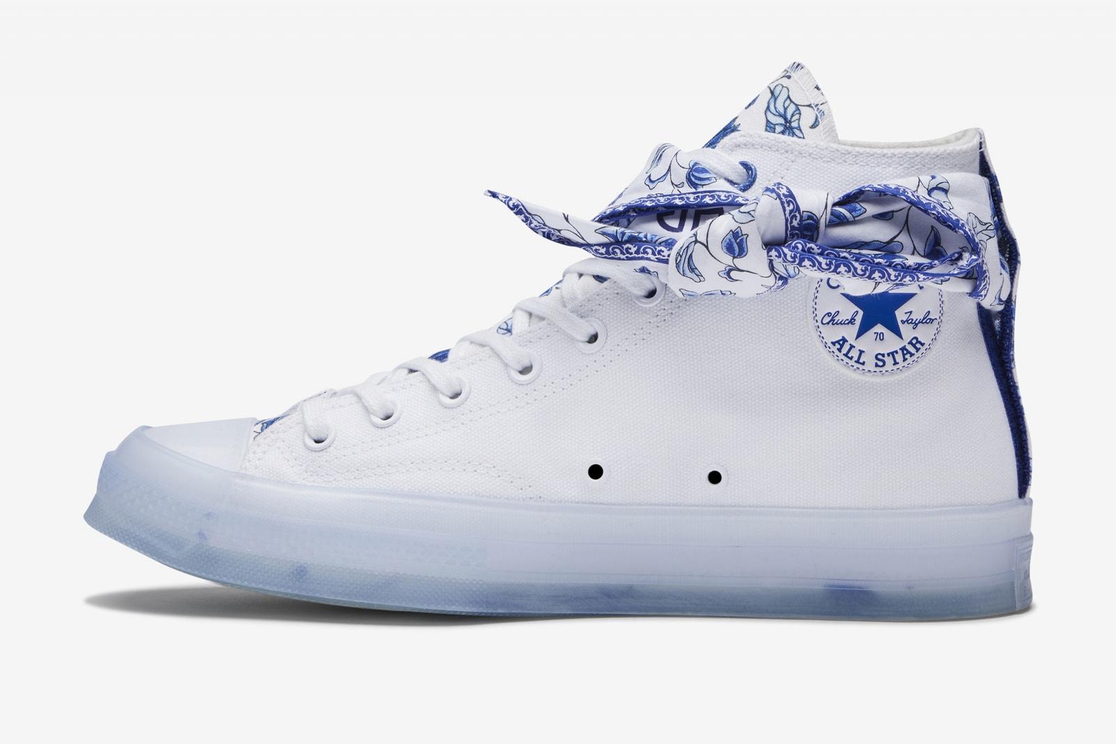 Converse 携手张艺兴推出全新联名鞋款