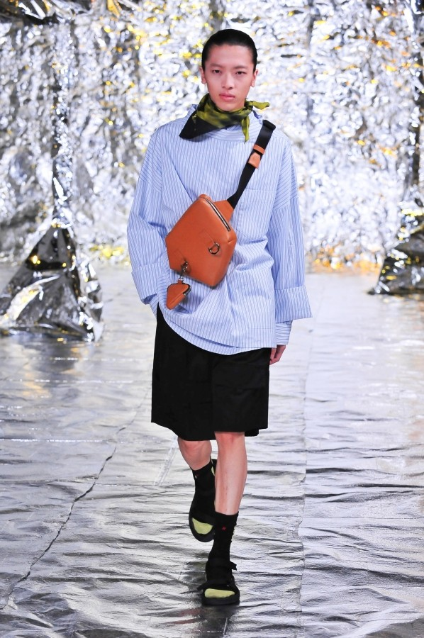 最近东京、上海、首尔时装周值得关注的 6 个新锐男装品牌