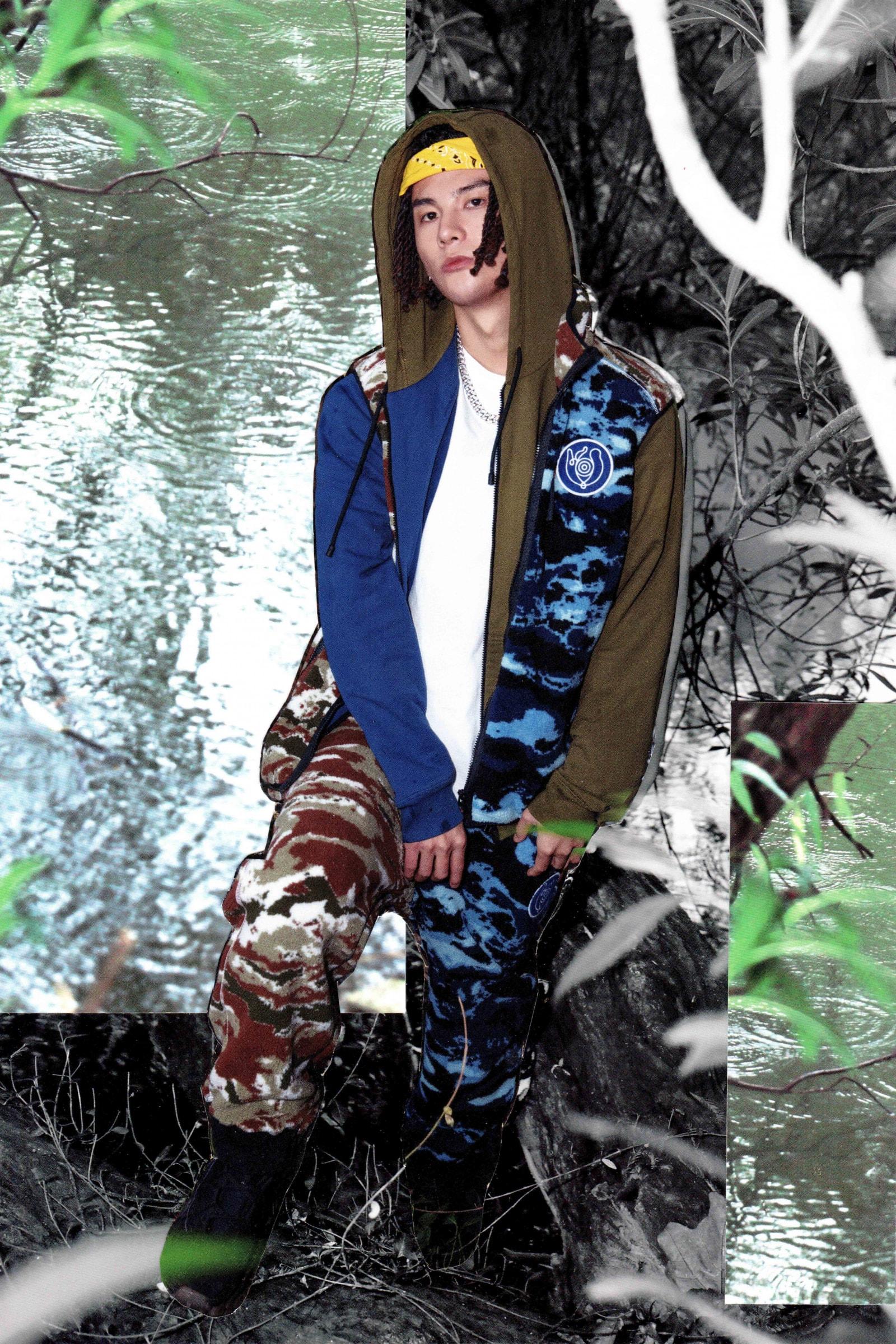用 LOEWE 的时装语言,重新解构人与自然的关系