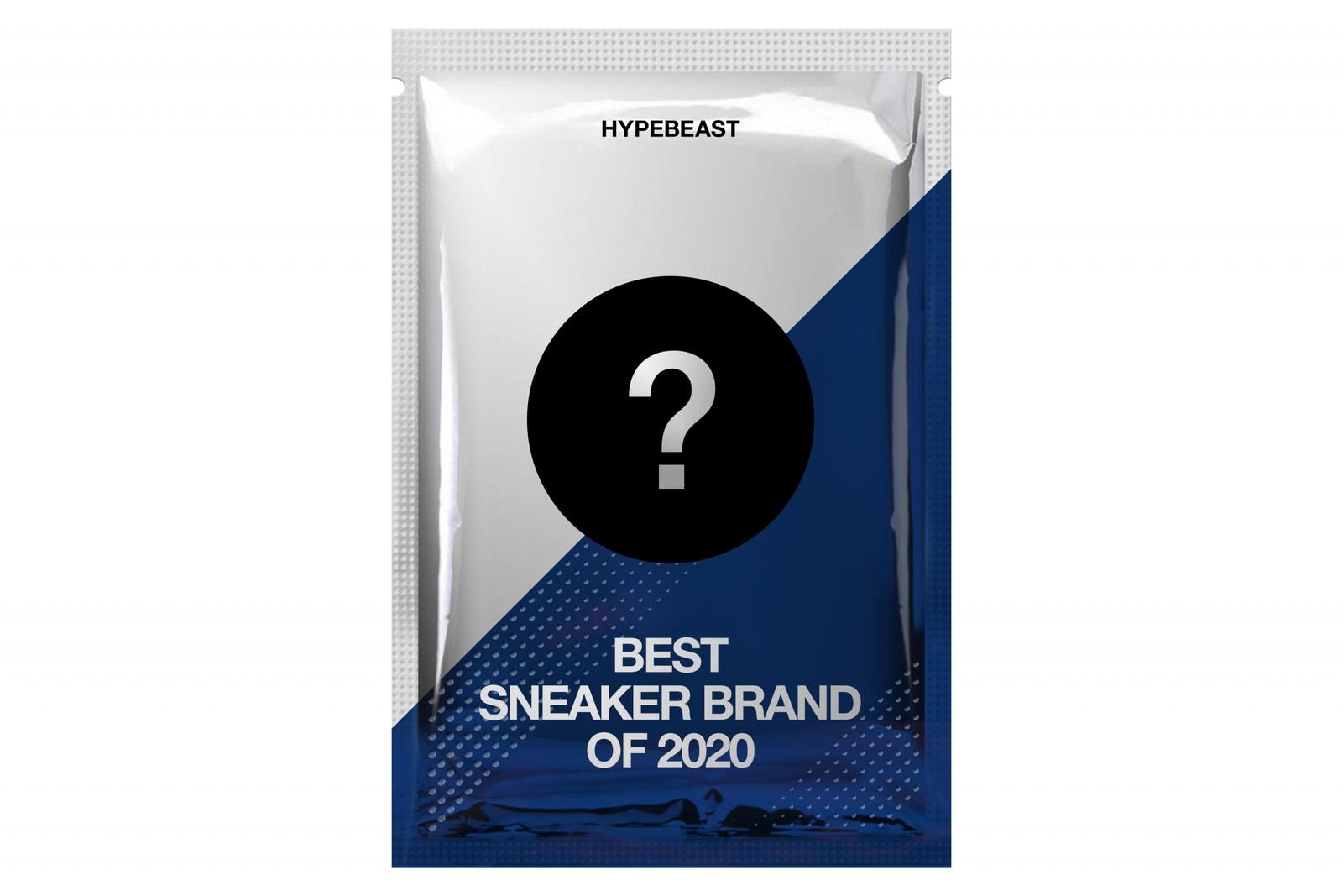 HYPEBEAST 读者票选「2020 年度最佳运动鞋」榜单正式揭晓