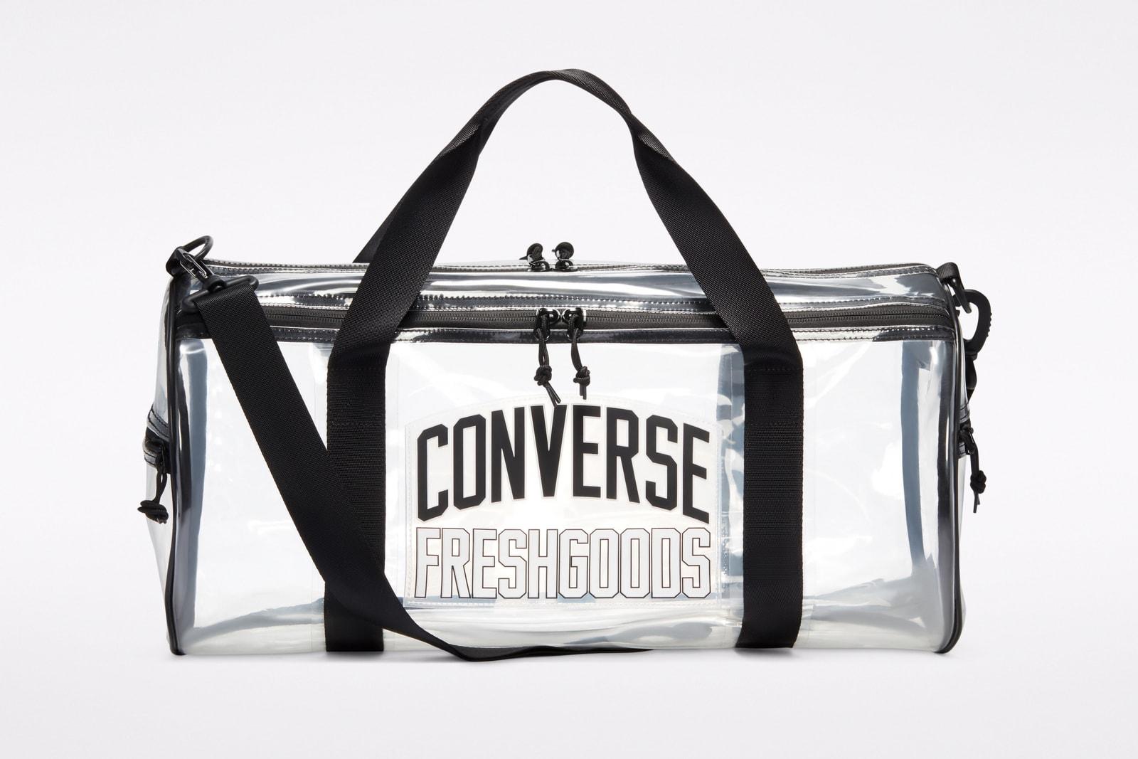 Converse  携手 Joe Freshgoods 致敬打造全新联名系列