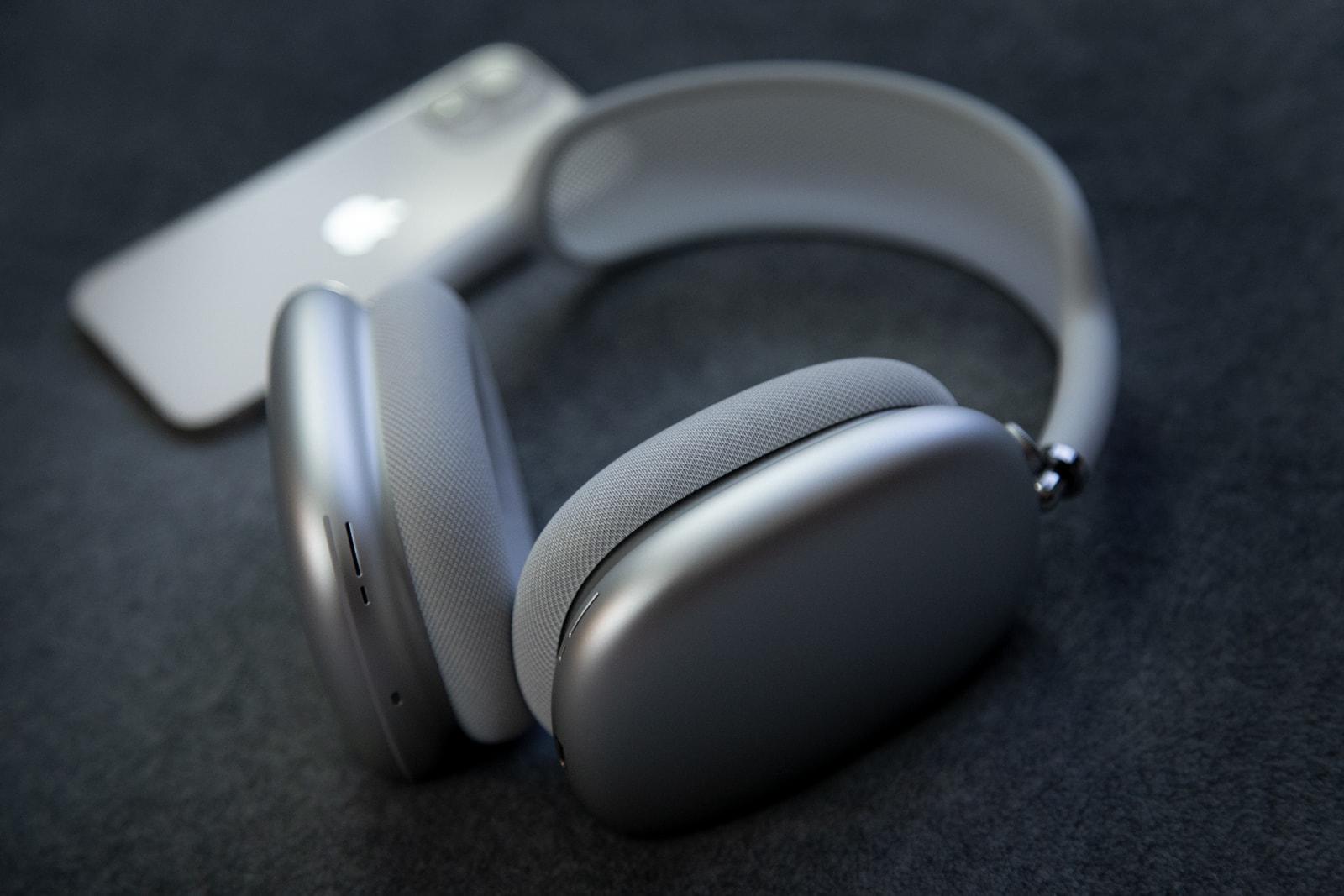 HYPEBEAST 独家近赏 Apple 全新 AirPods Max 头戴式耳机