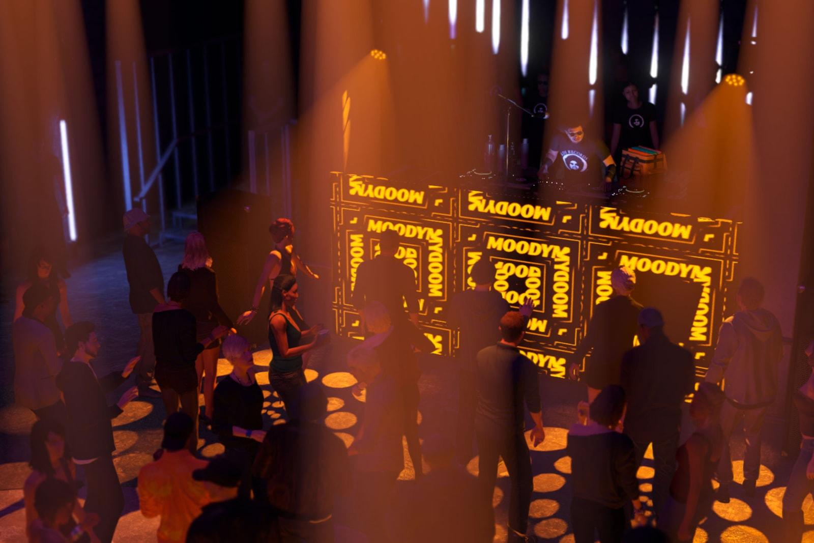 傳奇音樂人助陣!The Music Locker 地下俱樂部即將於《GTA Online》開業