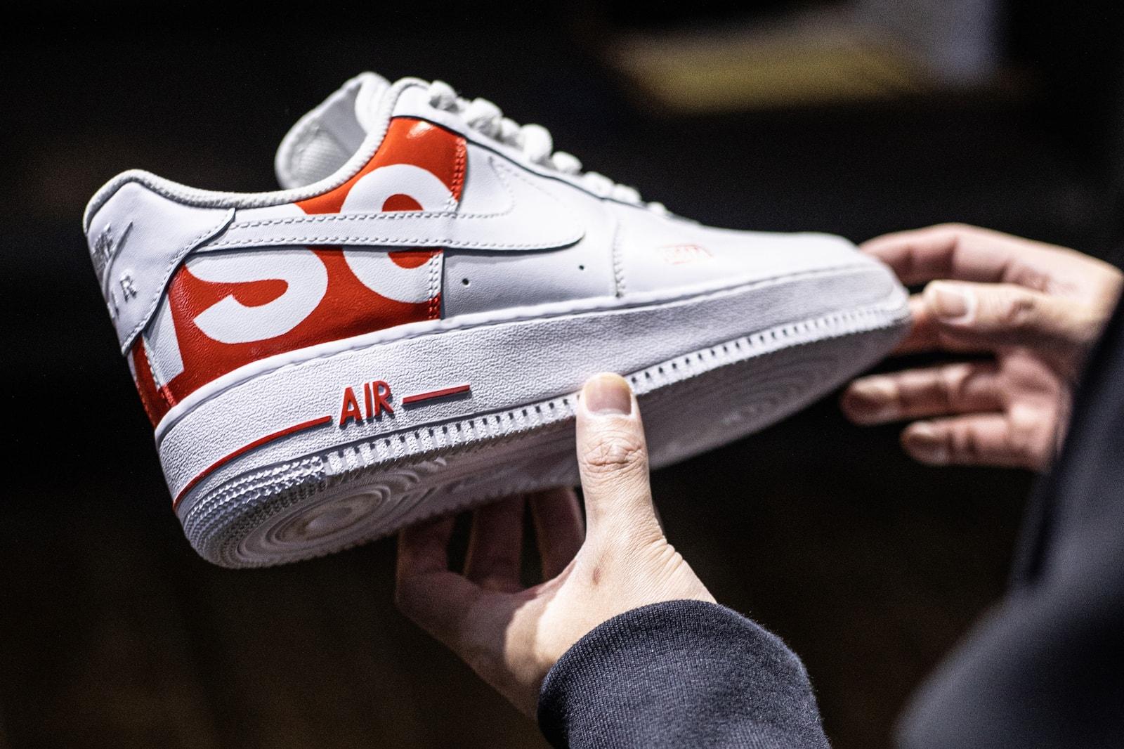 Nike Air Force 1 如何打开涂鸦艺术家 ABS-NOISE 的「球鞋之门」| Sole Mates