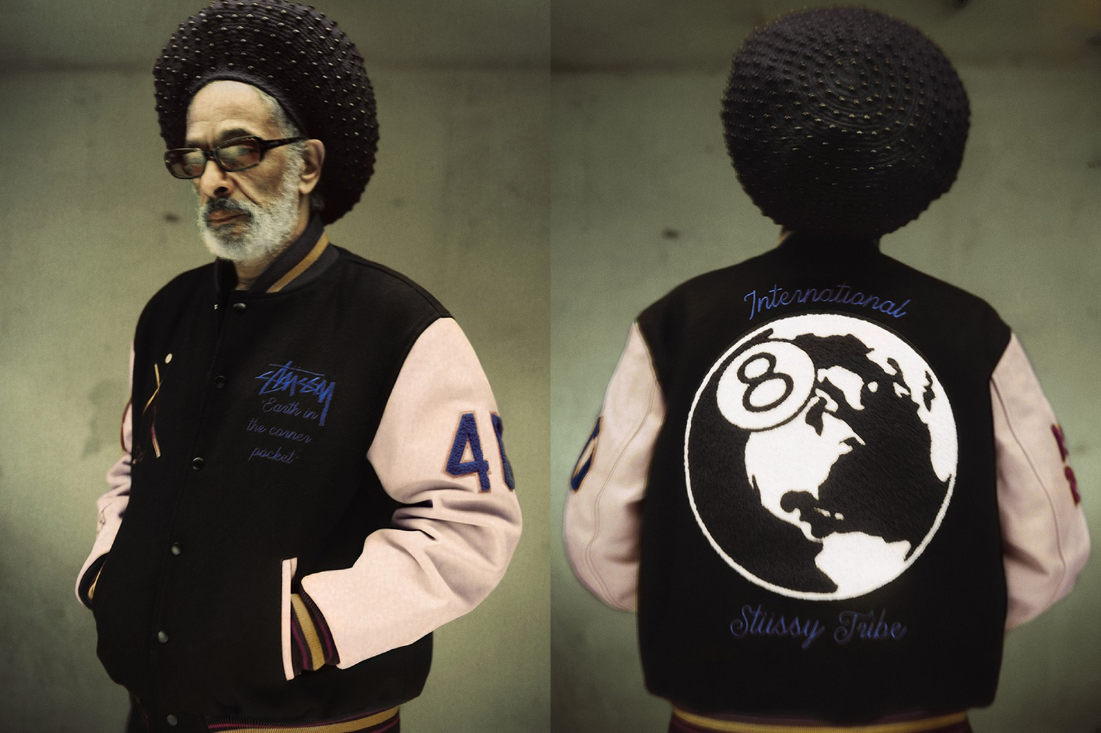 Letterman Jacket 为何能保持近一个世纪的生命力|棒球夹克变迁史