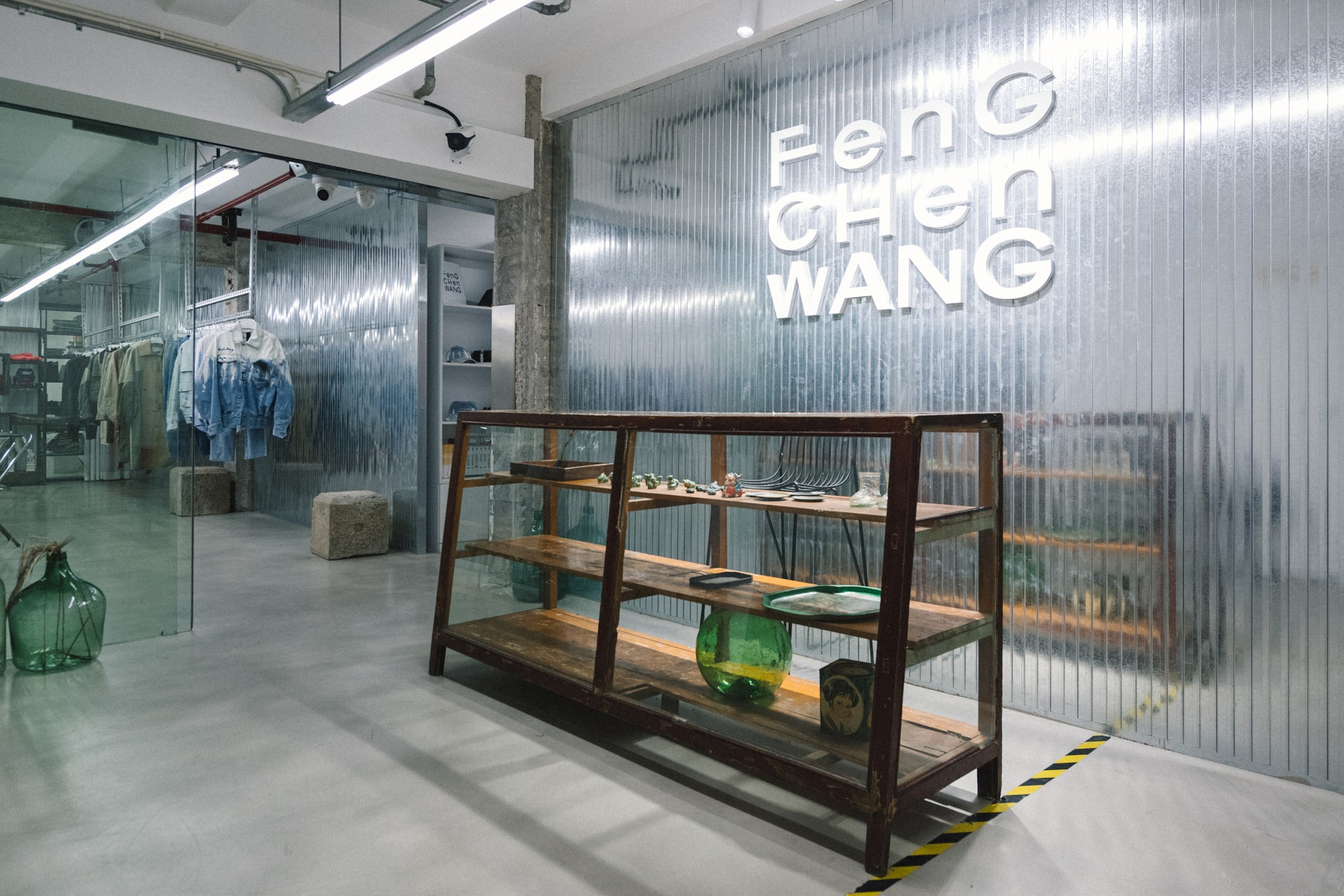 Studio Visits:FENG CHEN WANG
