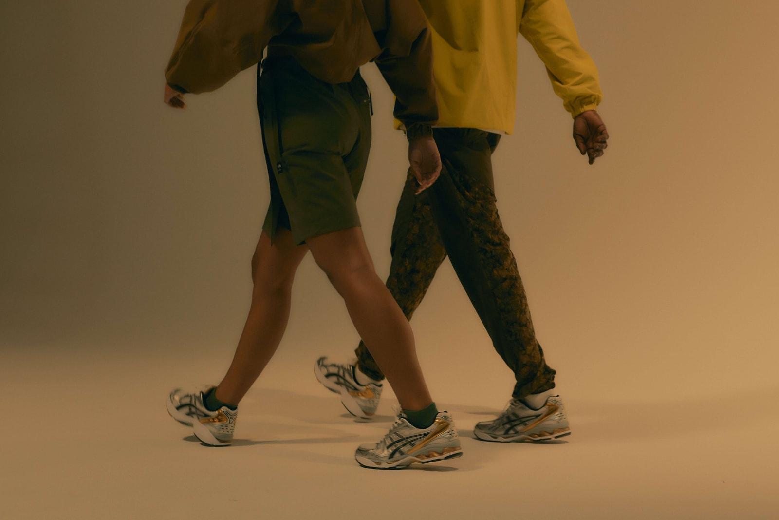 ASICS 在全新 GEL-KAYANO™ 14 中重现 2000 年代的跑鞋风格