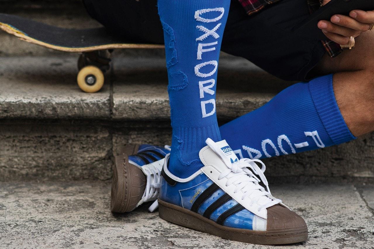adidas Superstar 爲何對 Blondey McCoy 來說意義非凡   Sole Mates