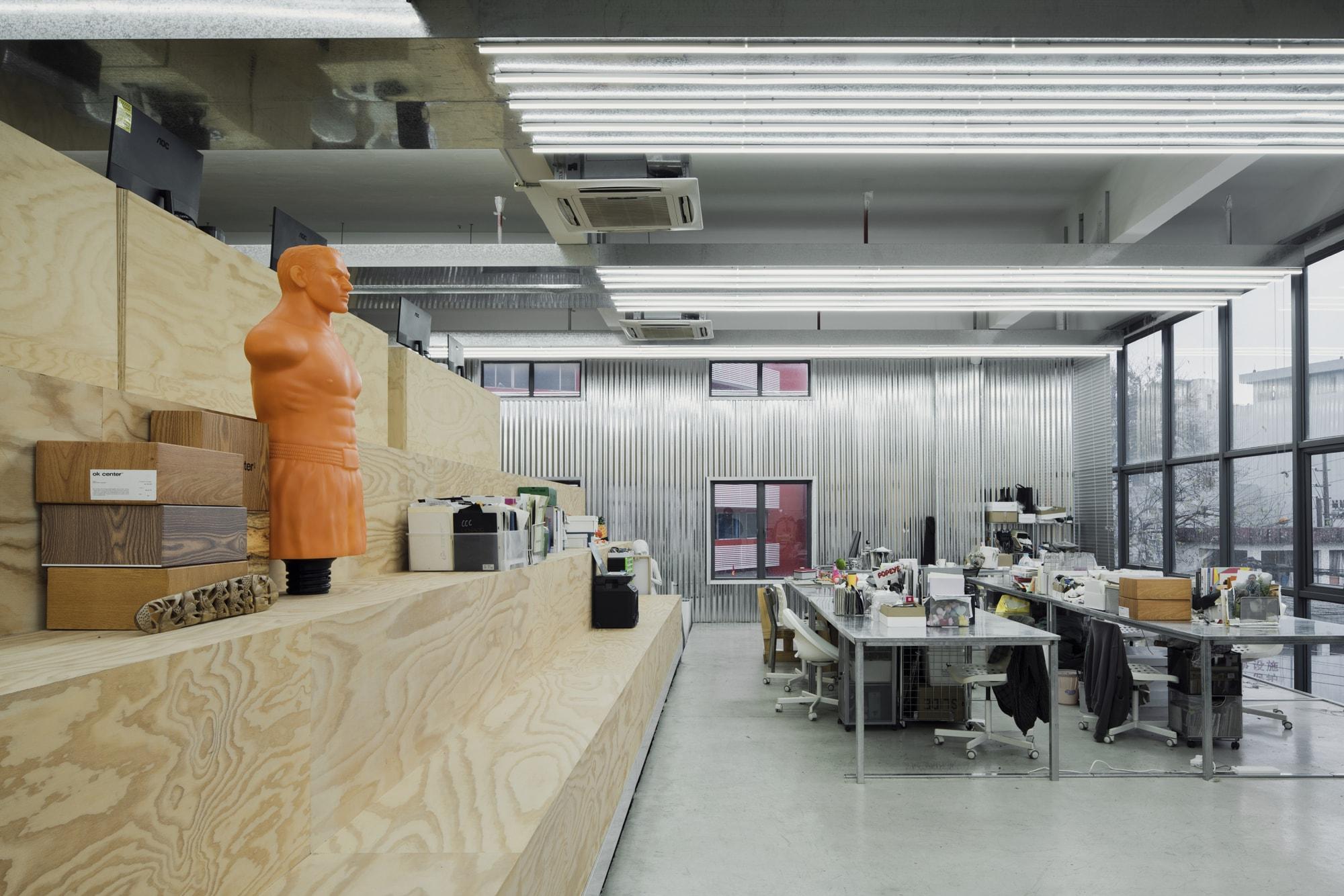 Studio Visits : 苏五口 Suwukou
