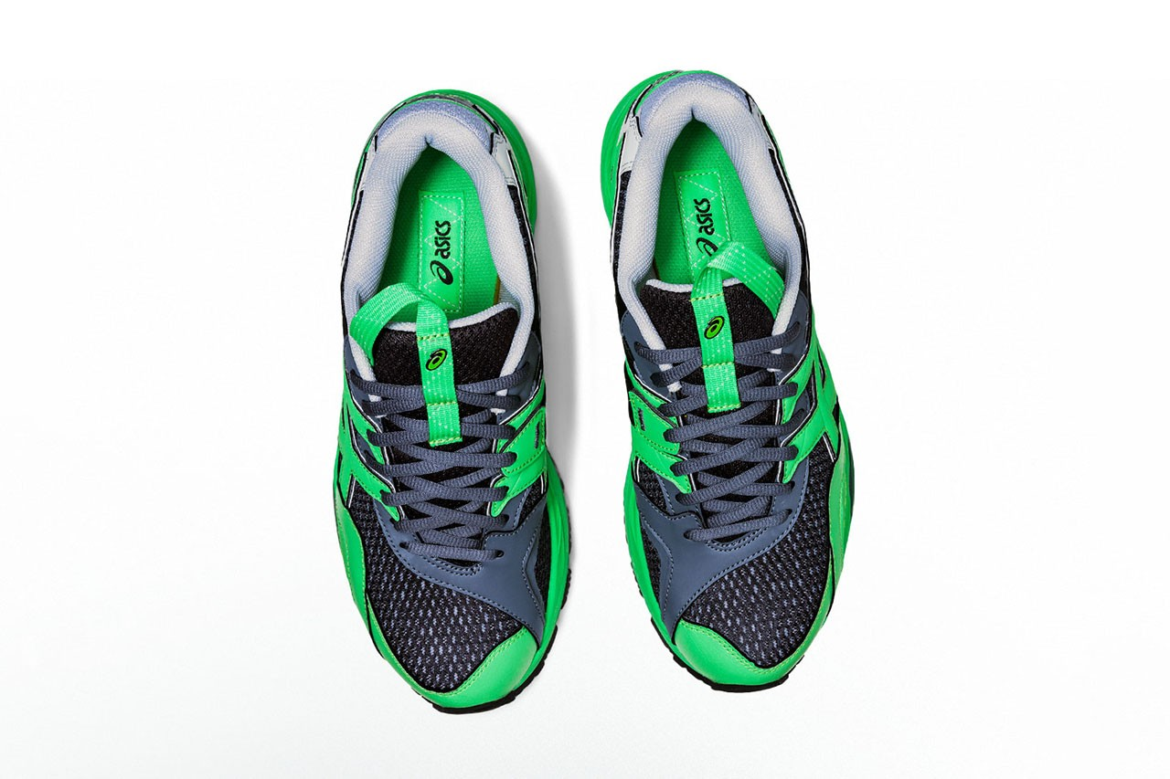 ASICS 全新混血运动鞋款 GEL-MC PLUS 正式登场