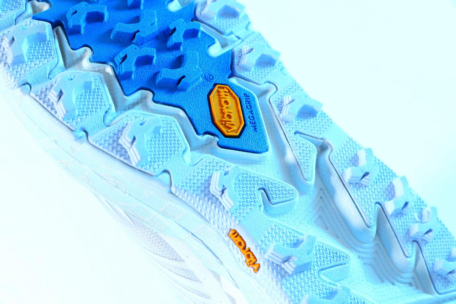 HOKA ONE ONE 携手 thisisneverthat 打造 Speedgoat4 联名越野跑鞋