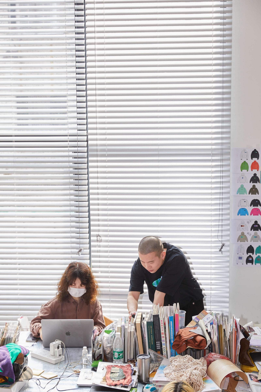 专访设计师苏五口:「无聊在我的命题里是个中性词,它会带给我许多灵感。」