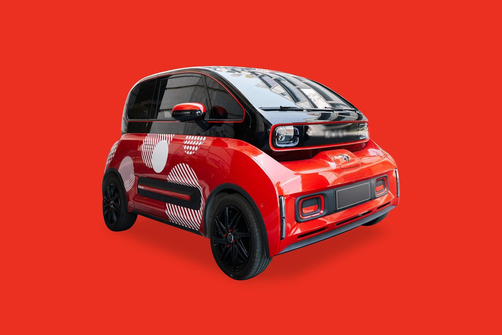 BAOJUN 旗下新款 E300 车型将亮相上海车展