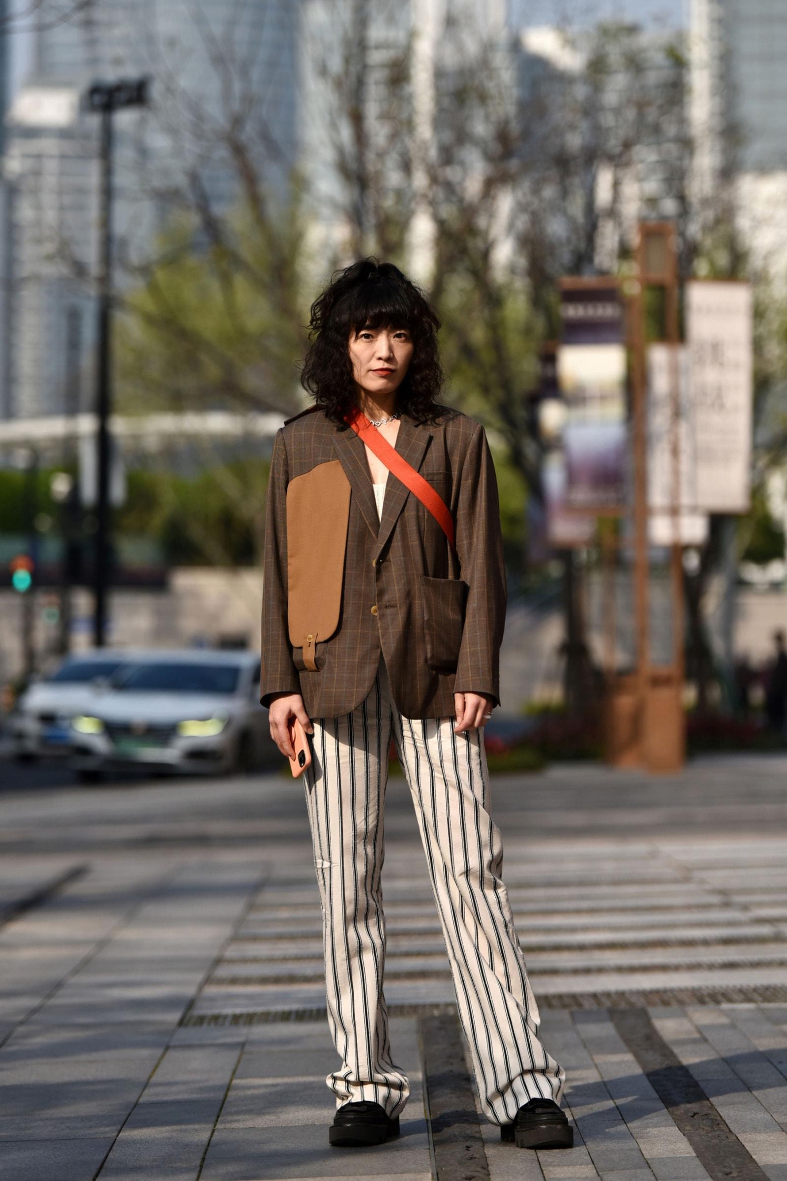 店主、買手、博主眼中的上海時裝周最佳秀場是哪些?| 時裝周街拍特輯