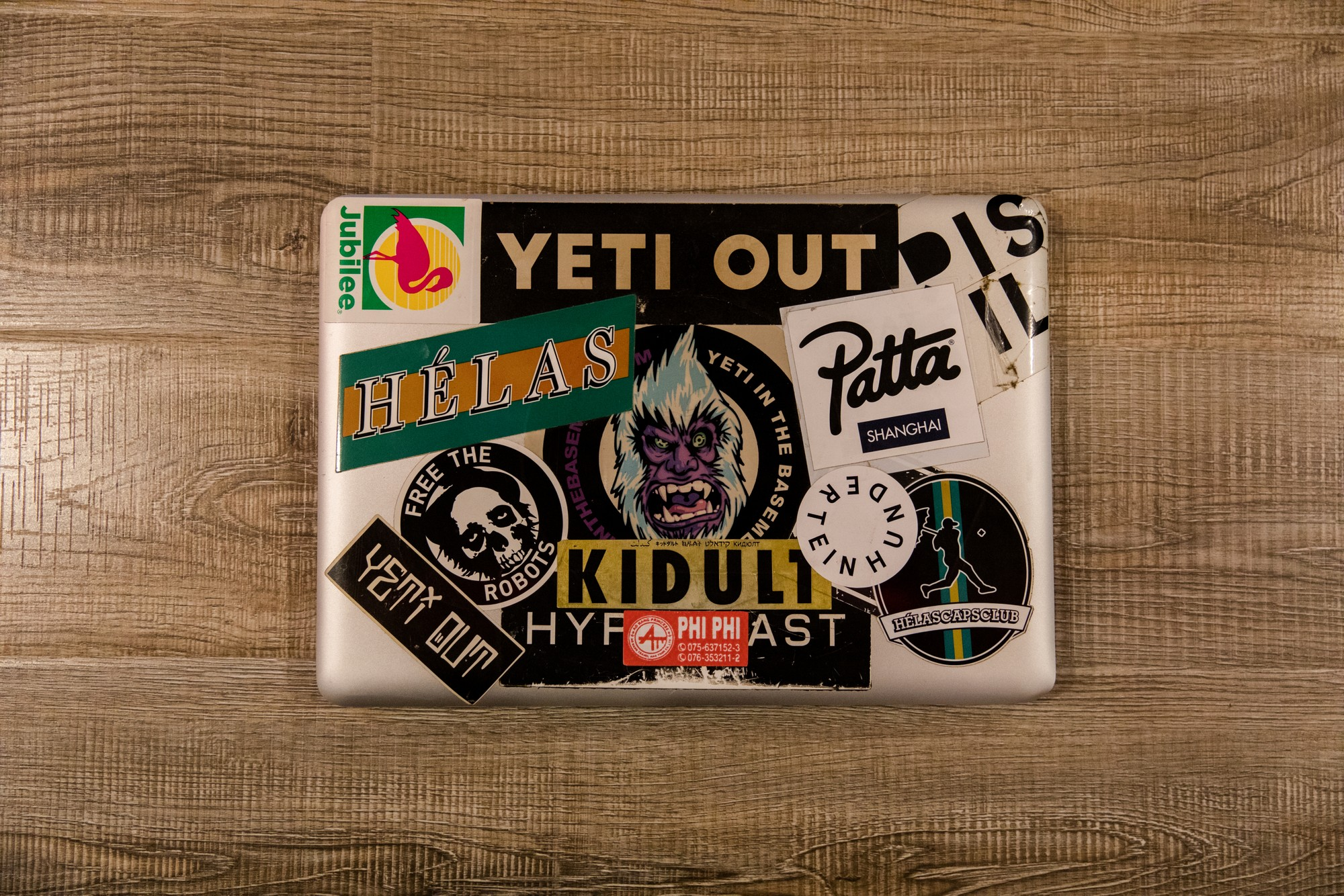 Studio Visits : YETI OUT