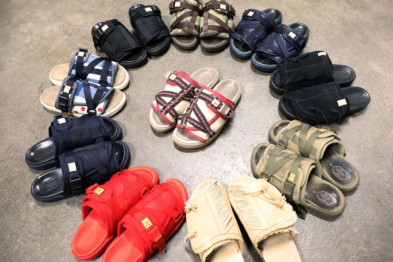 visvim Christo 拖鞋如何陪伴及影响 Mike Cherman 的事业历程?| Sole Mates