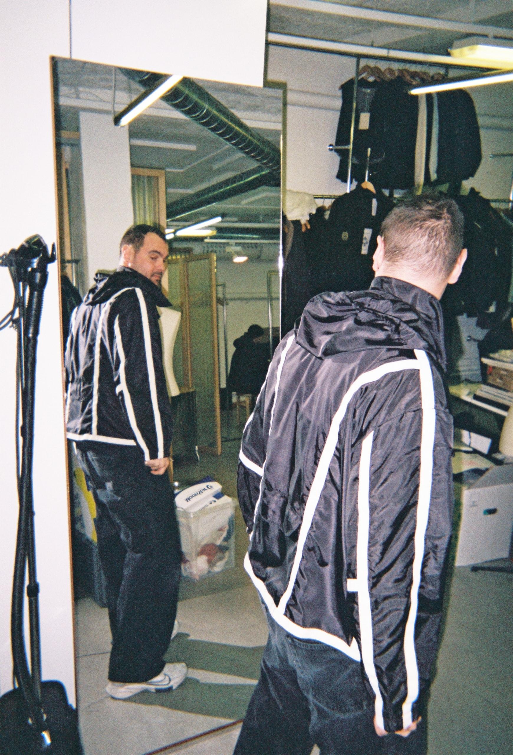 瑞典时装品牌 OUR LEGACY 成员用镜头记录下工作室的一天