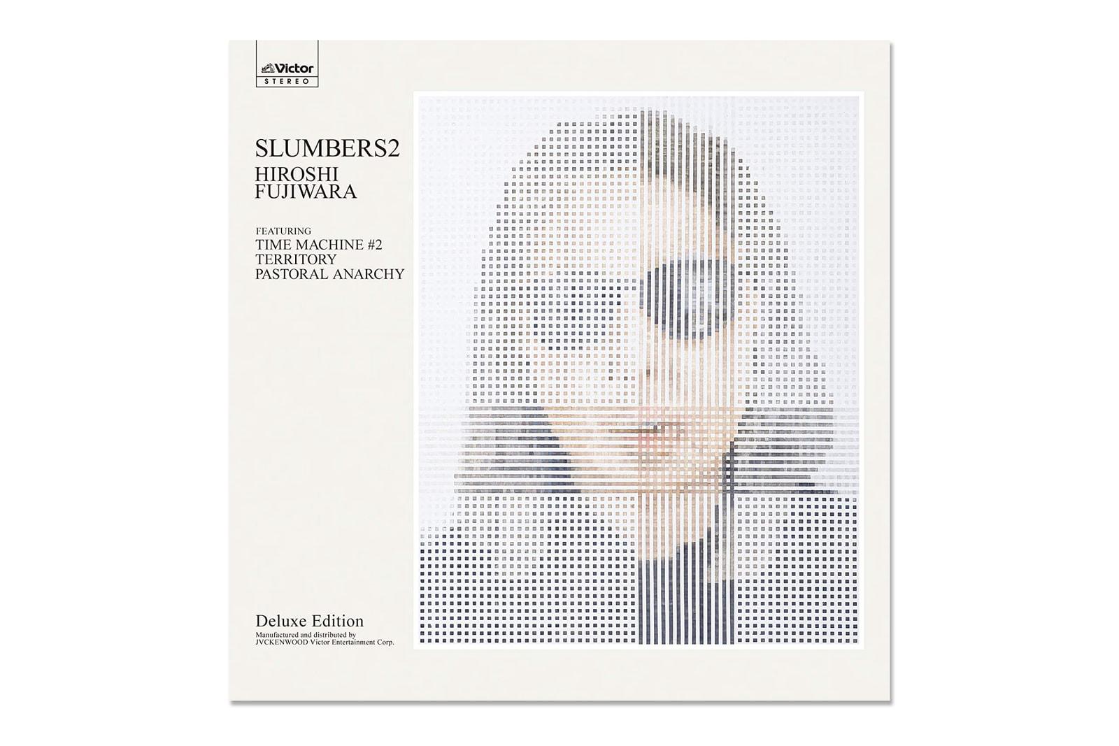 藤原浩「'Slumbers' The Online Experience 2021」線上音樂會限定系列揭曉