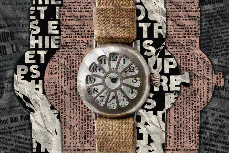 飛行腕錶如何從戰爭軍需品,確立現代腕錶的 4 大特色元素?