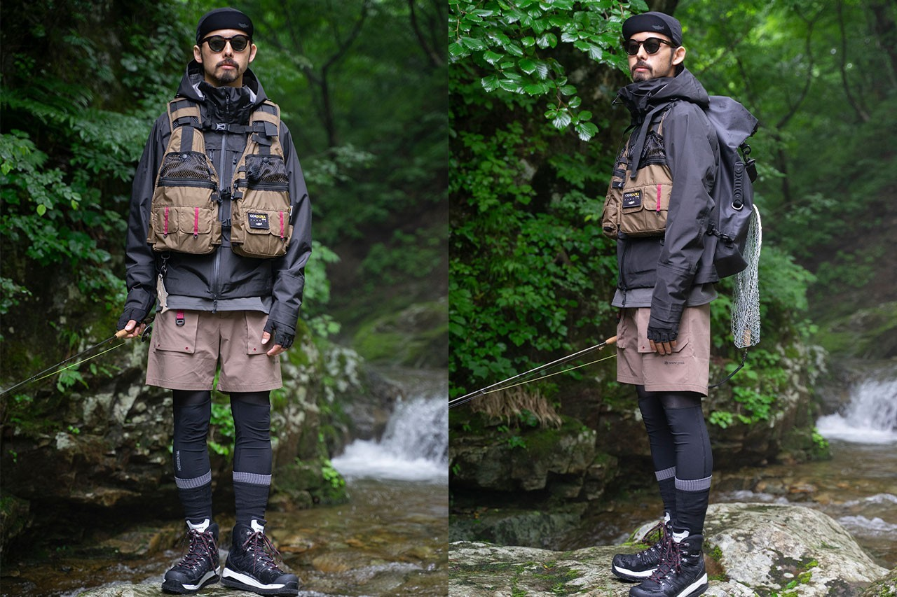 釣魚服飾潮流下 Fishing 文化回溯,以及 4 個值得留意的「釣魚時尚」品牌