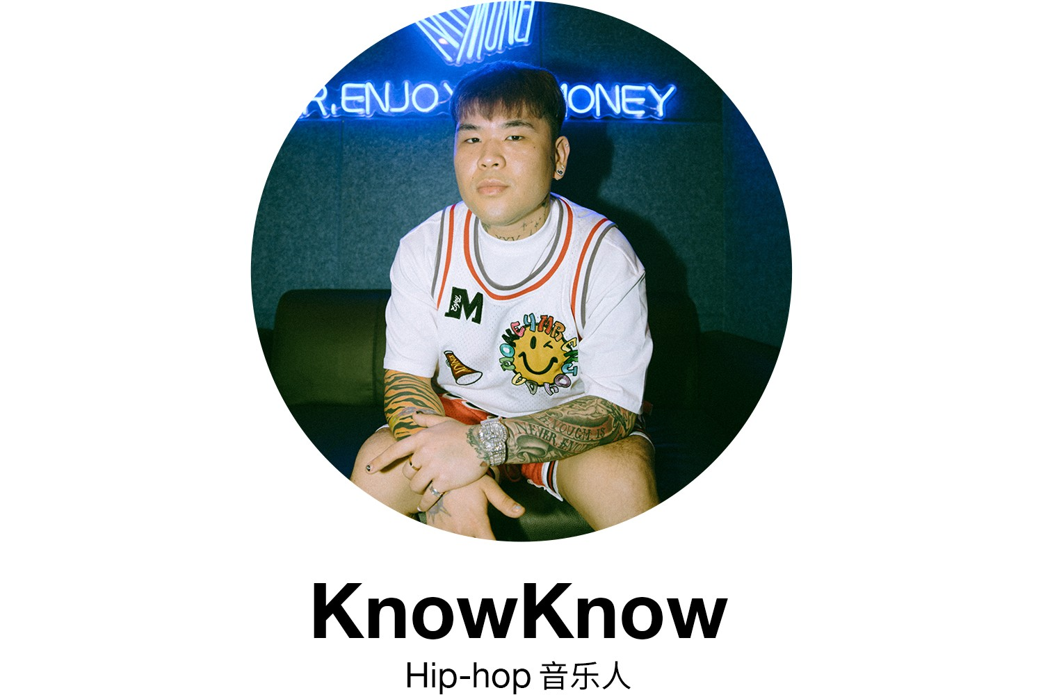 KnowKnow: 我和我的三个录音室   Solo Session