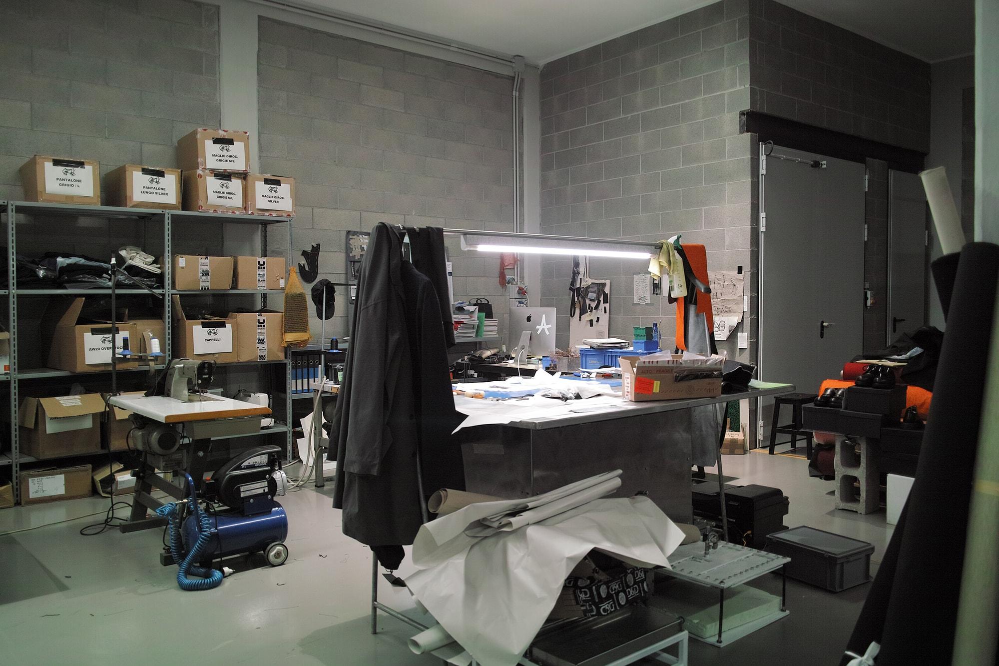 专访 GR10K:Deadstock 打造的机能时装,以及设计团队构成的新可能性