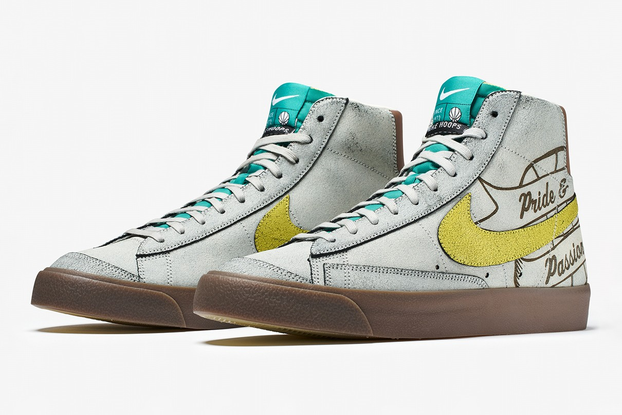 爲何 Nike Blazer 是 NBA 全明星 Ben Simmons 心中接近完美的鞋款?| Sole Mates