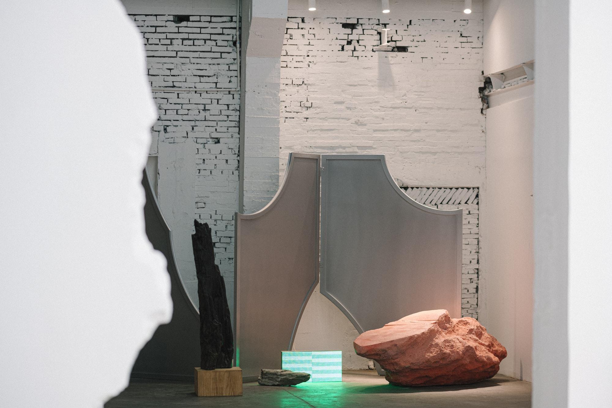 Studio Visits:林子楠 zinan lam