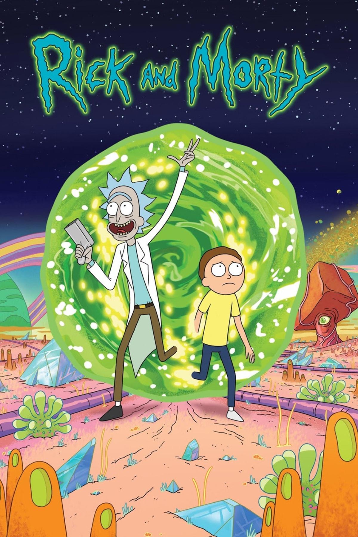 「没下限」的《Rick and Morty》,为何会成为现象级动画剧集?