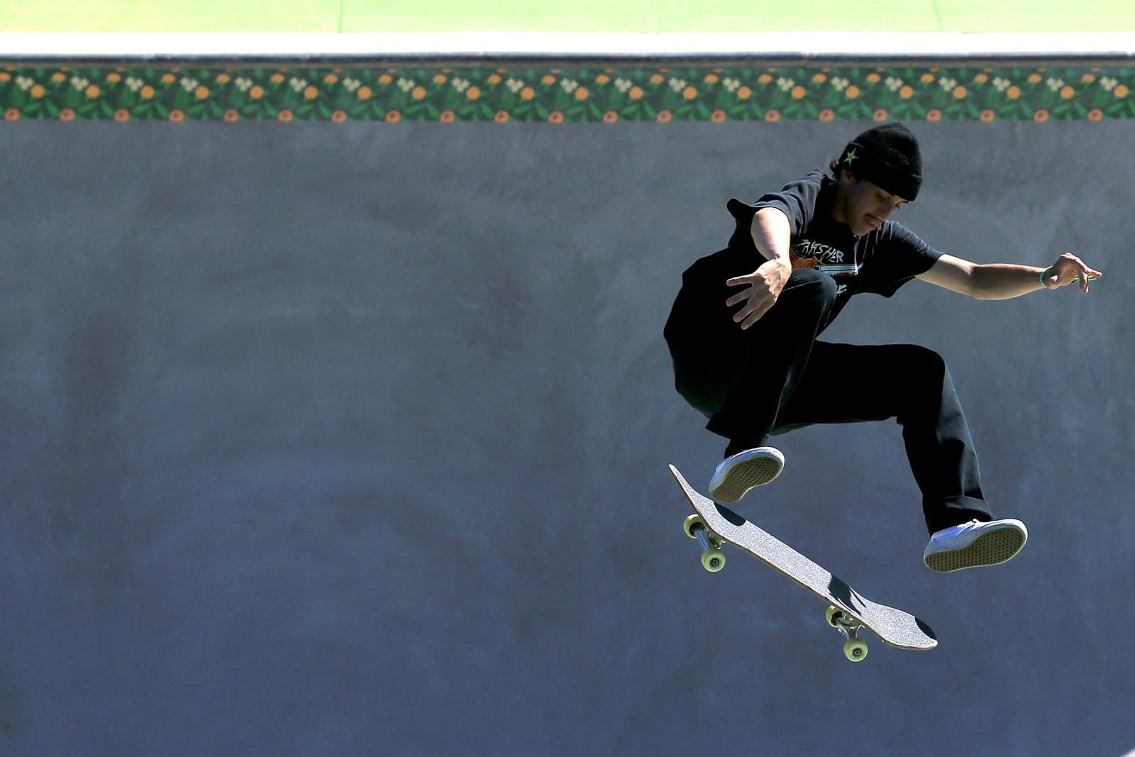 東京奧運滑板比賽場上,值得關注的 10 位街式賽及公園賽滑手