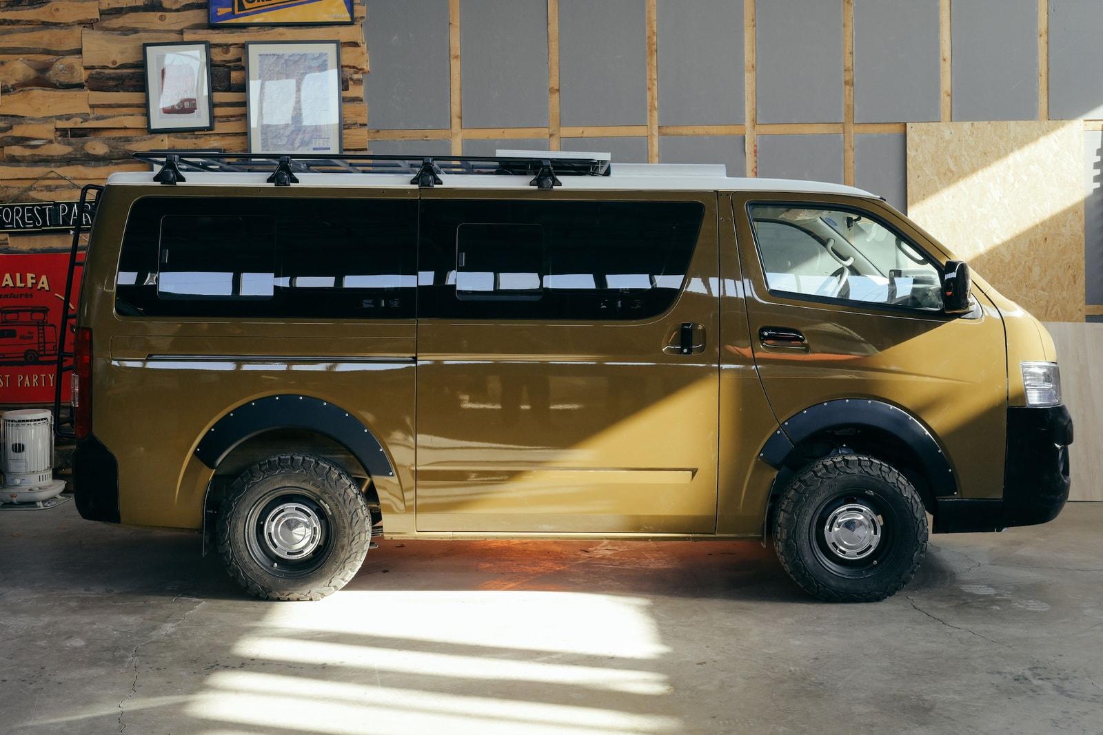 Vanlife 生活方式興起,如何打造一台真正的 Camper Van?  THROTTLE