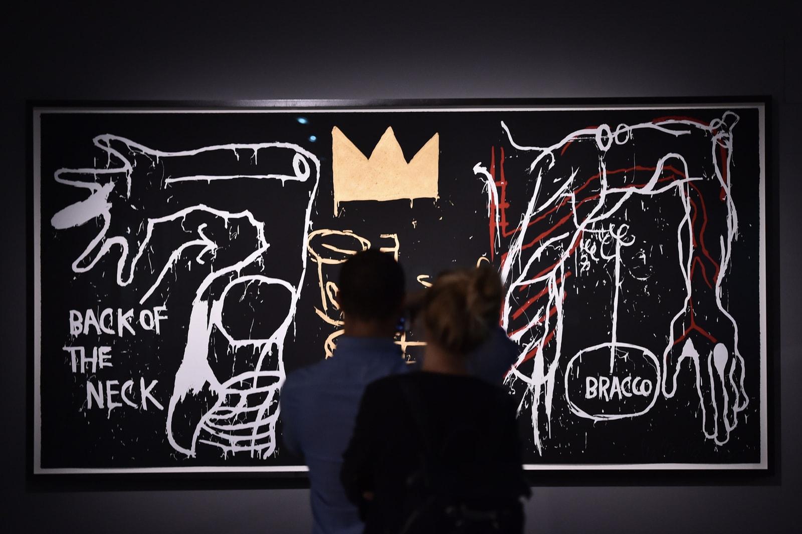 Jean-Michel Basquiat 的四個畫作關鍵詞,及其探索種族議題的八十年代