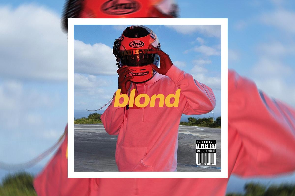 《Blonde》发布五周年,Frank Ocean 的这张专辑究竟好在哪?  Cover Art