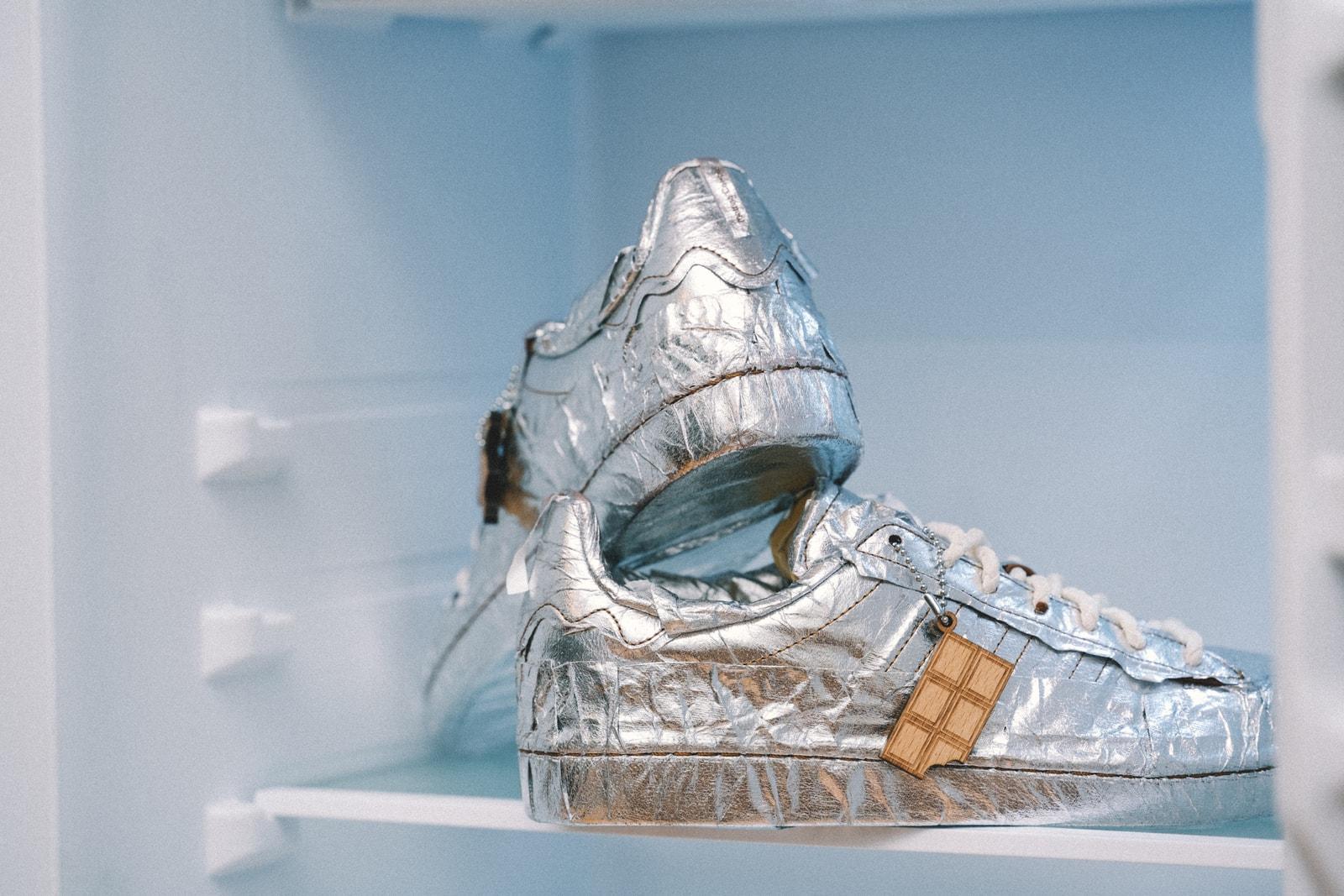 獨家近賞 Melting Sadness x adidas Originals 全新「Ice Cream」聯乘系列