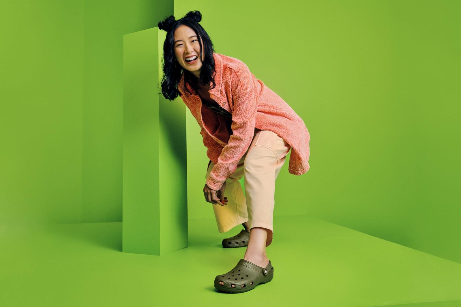 如何舒适环保,Crocs给你多彩的答案