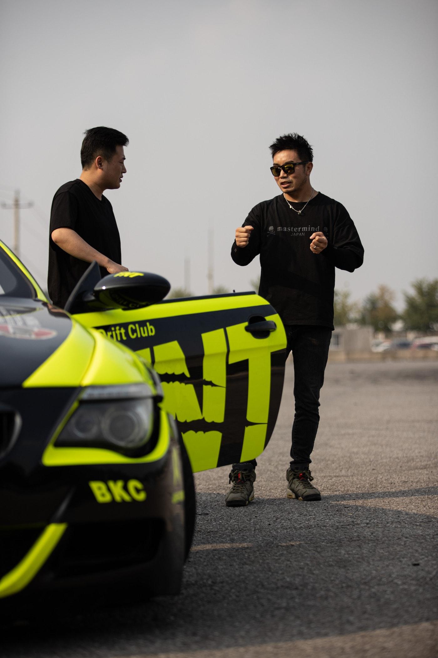控制与失控的艺术:专访 TNT 漂移俱乐部创办人韩家豪   THROTTLE