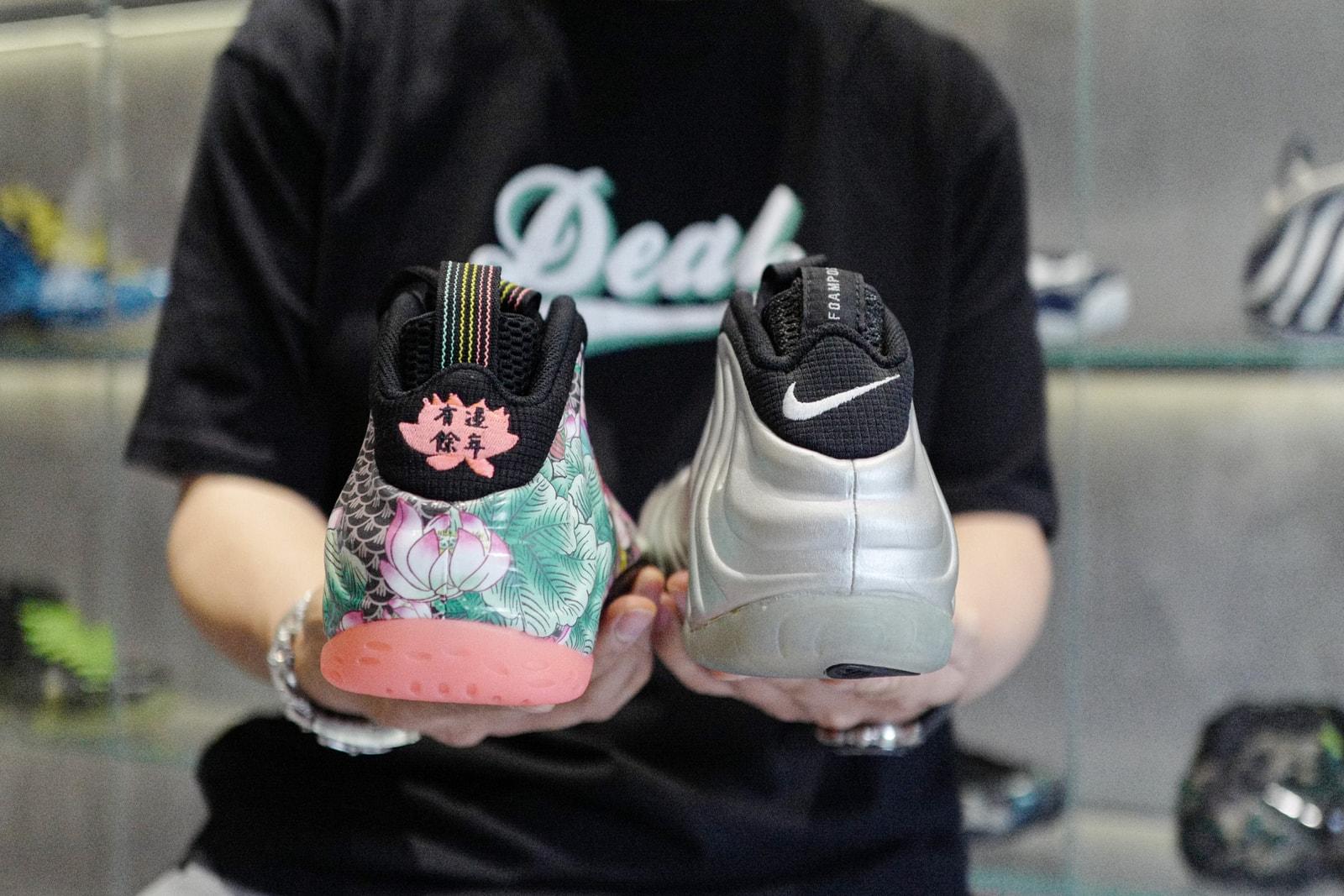 天津 COLOUR 創始人葉春與 Nike Air Foamposite One 的紐帶與淵源 | Sole Mates