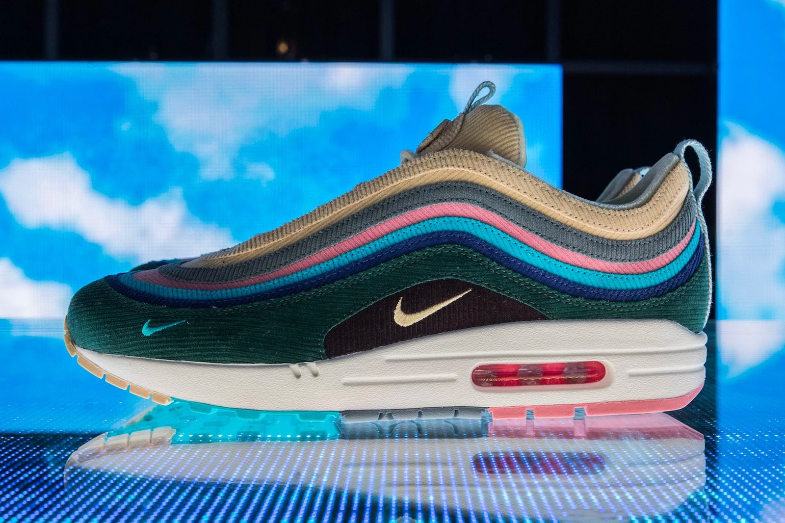 Sneakers Sorties Semaine Nike Air Max 1/97 Sean Wotherspoon Air Max Day 2018