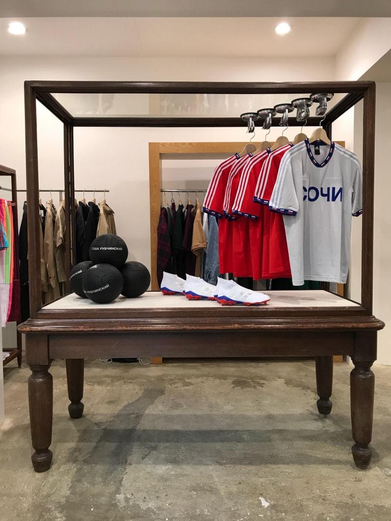 Collection adidas x Gosha Rubchinskiy 2018