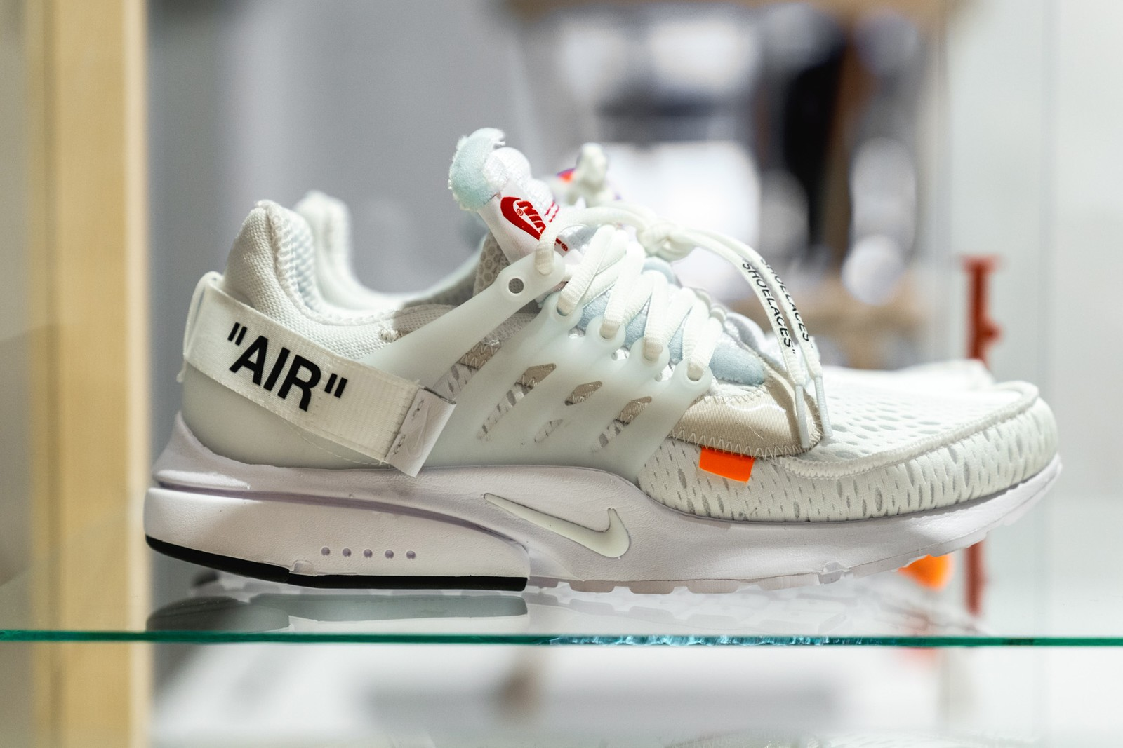Off-White™ x Nike Air Presto