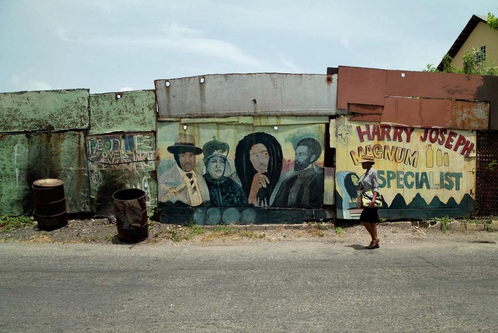 Collection Bob Marley x Stüssy