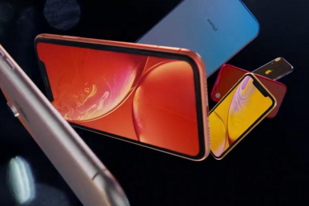 Apple iphone xs iphone xs plus iphone xr keynote