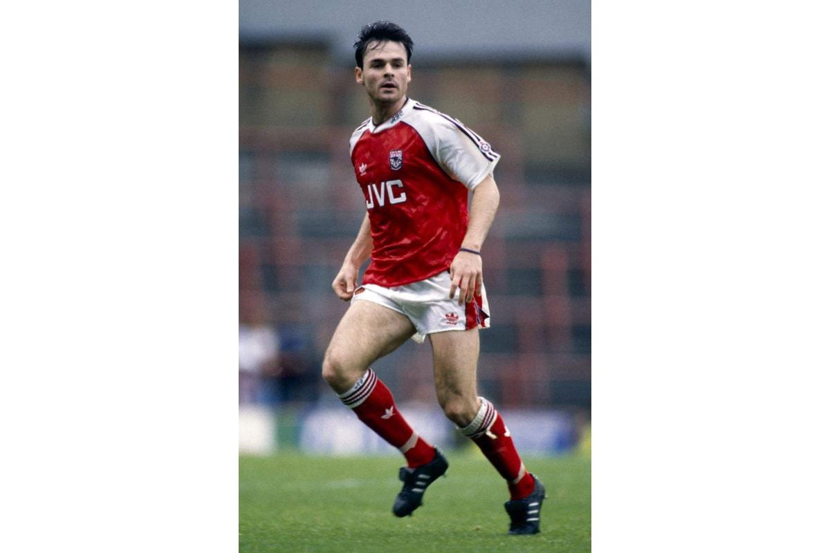 Arsenal Maillot adidas recap histoire 90
