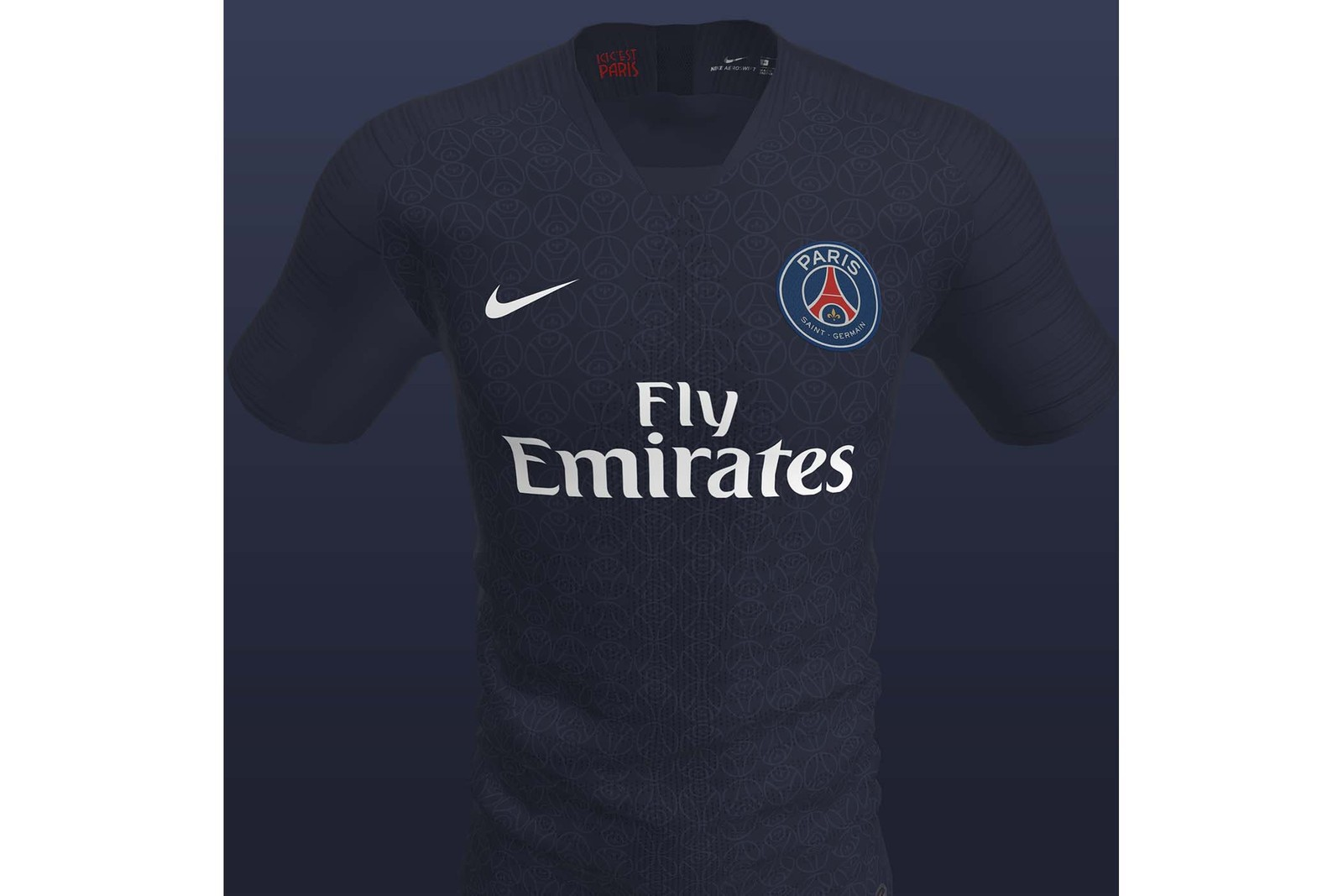 PSG Maillot Concept