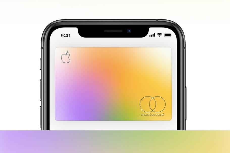Photo de l'Apple Card