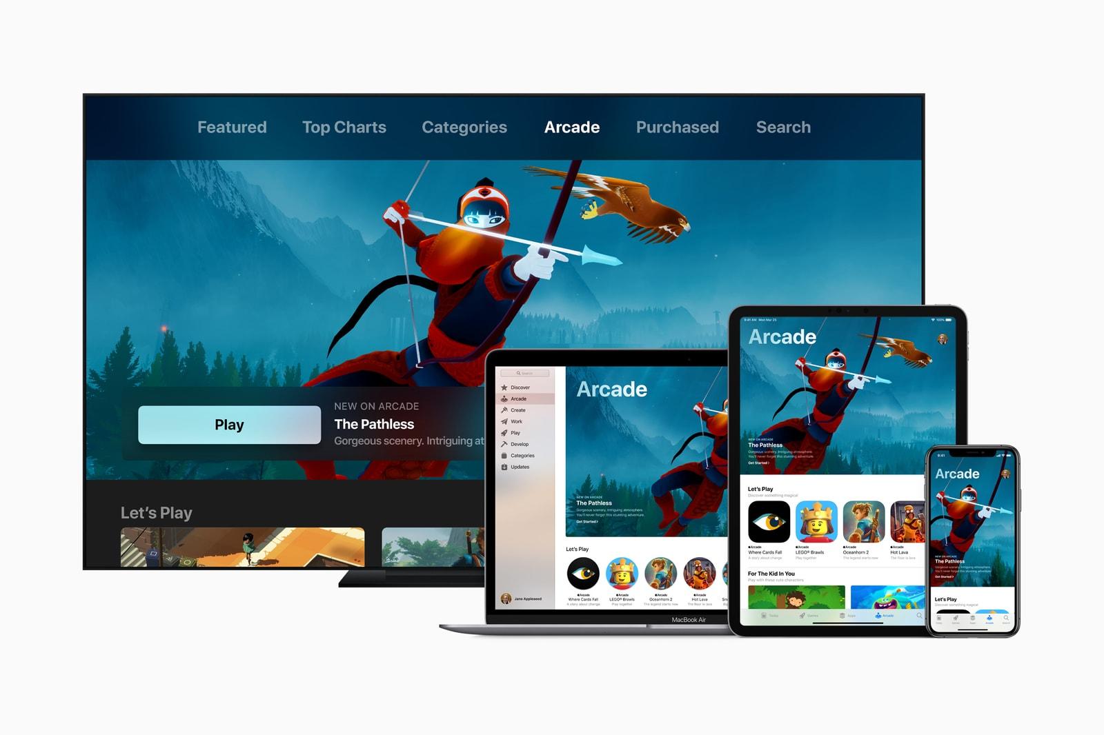 Apple Netflix AppleTV Keynote recap