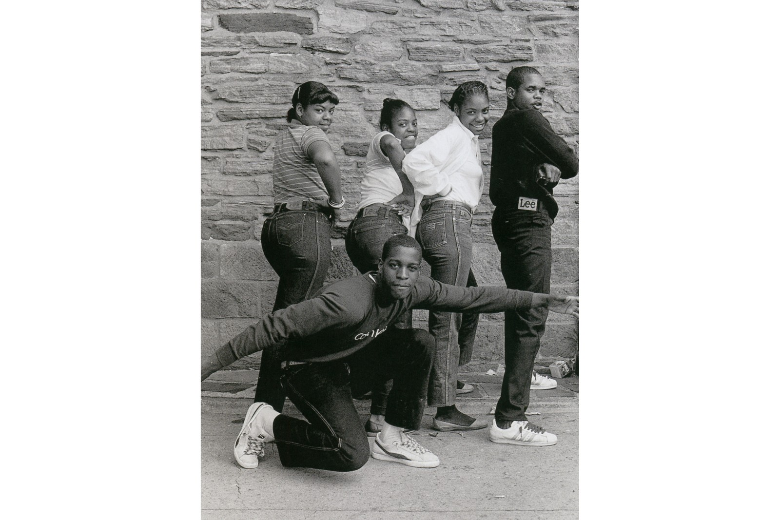 Photo Lee x Jamel Shabazz Back To Today
