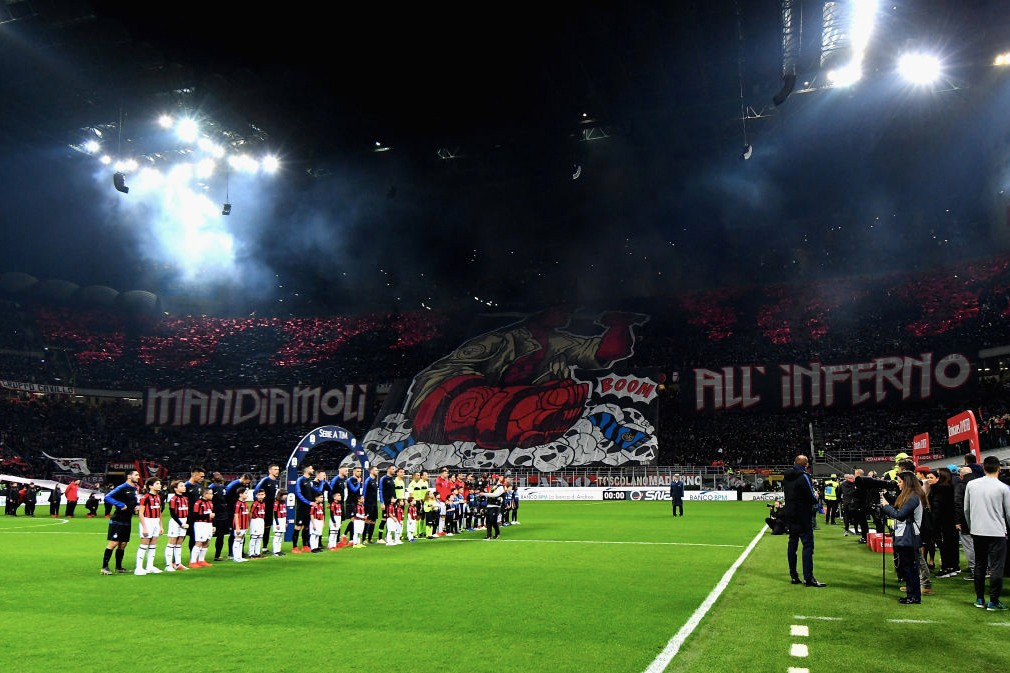 Photo Ultras Milan