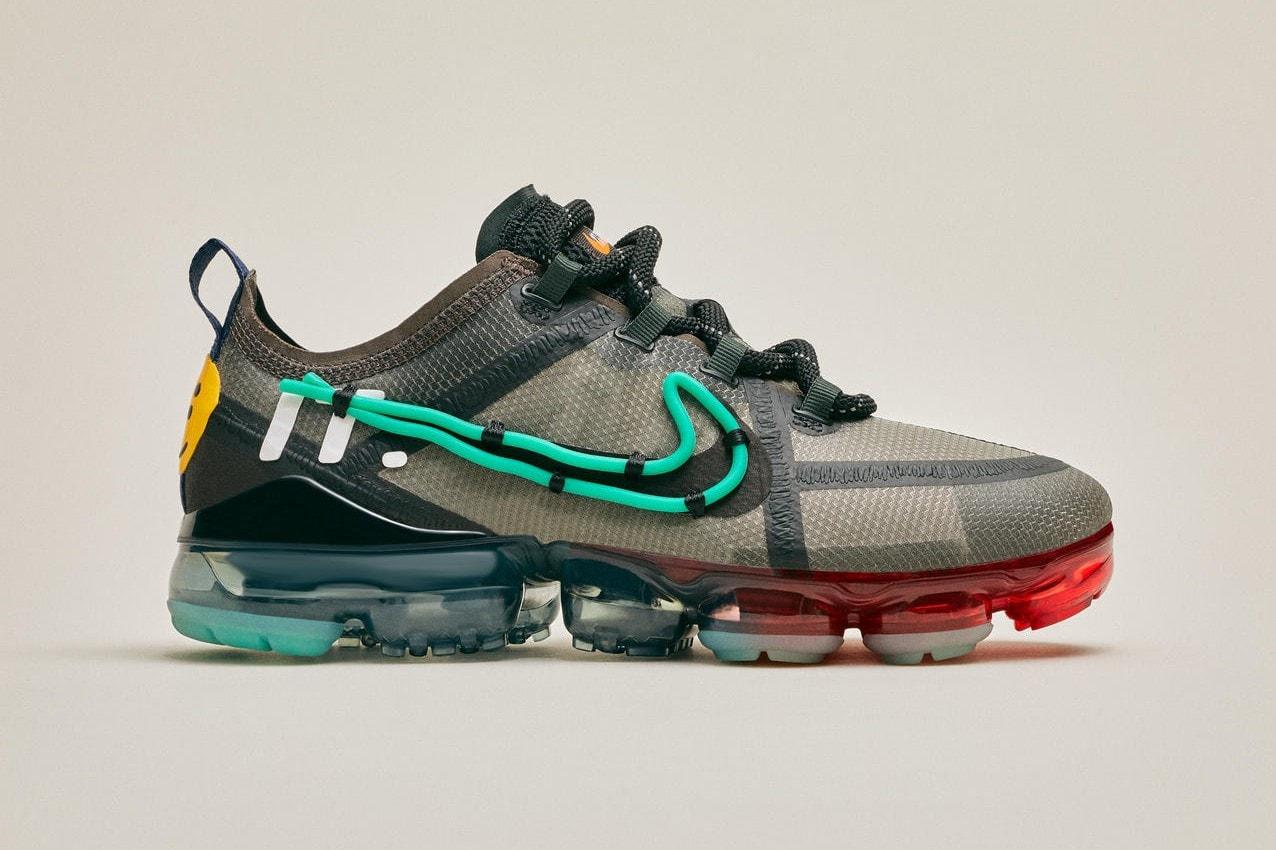 Nike air max day sneakers heron preston